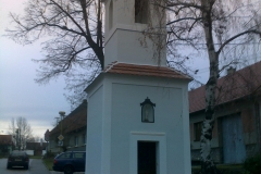 Obec_Blažovice_-_rekonstrukce_kapličky